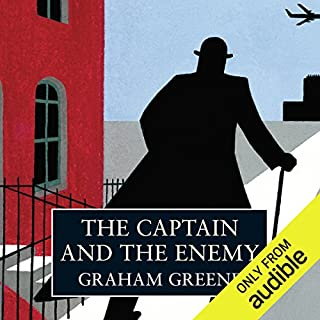 The Captain and the Enemy                   By:                                                                                                                                 Graham Greene                               Narrated by:                                                                                                                                 Kenneth Branagh                      Length: 3 hrs and 57 mins     29 ratings     Overall 4.4