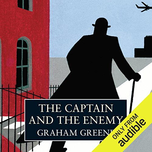 The Captain and the Enemy audiobook cover art