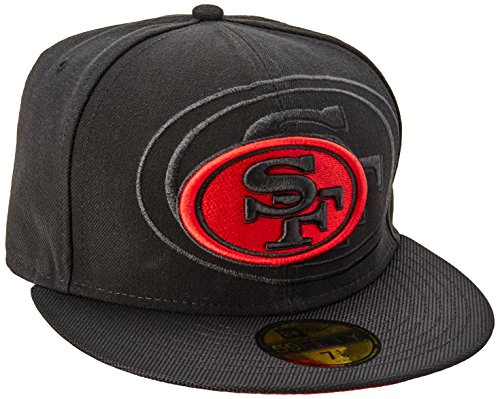 New Era NFL Onfield Sideline 59Fifty San Francisco 49Ers, Talla 7 1/4