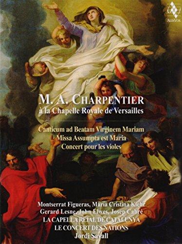 Charpentier: Canticum ad Beatam Virginem Mariam