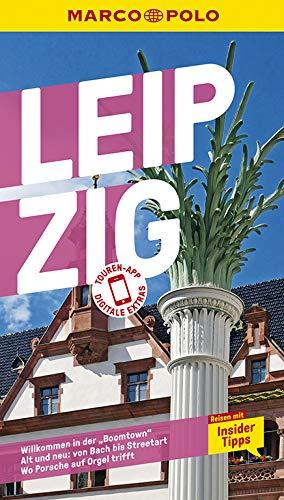MARCO POLO Reiseführer Leipzig: Reisen mit Insider-Tipps. Inkl. kostenloser Touren-App