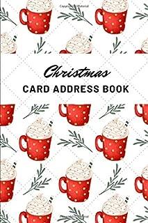 Best christmas card list address book template Reviews
