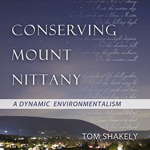 Conserving Mount Nittany audiobook cover art