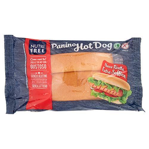 Nutri Free Panino Hot Dog - 180 g