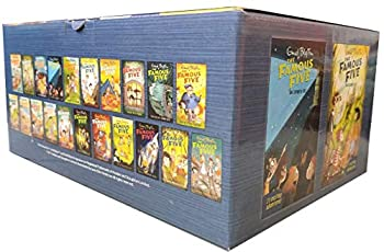 Famous Five Complete 21 Books Collection [Feb 05 2013] Blyton Enid