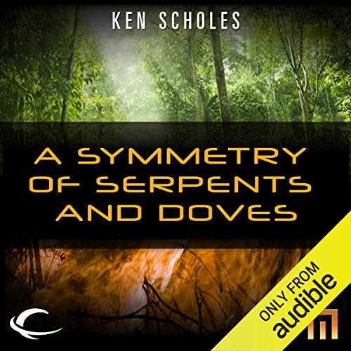 Page de couverture de A Symmetry of Serpents and Doves