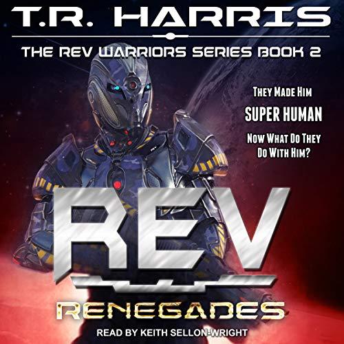 REV: Renegades cover art