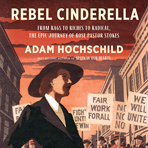 Rebel Cinderella cover art