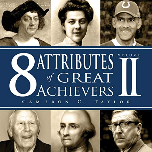 8 Attributes of Great Achievers, Vol. 2 audiobook cover art