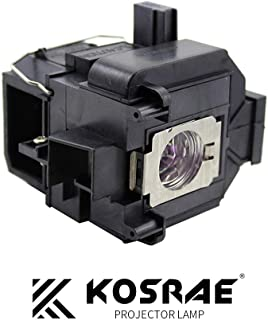 KOSRAE ELPLP69 / V13H010L69 Replacement Lamp for EPSON EH-TW9200 EH-TW9200W EH-TW7200 EH-TW8100 EH-TW9000 EH-TW9100 / PowerLite HC 5010 5020UB 5025UB 5030UB Projector