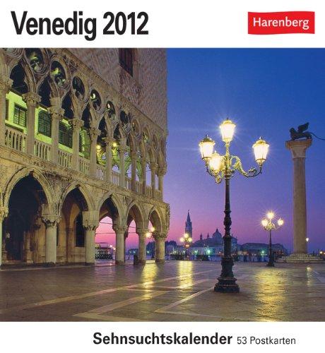 Venedig 2012: 53 Postkarten