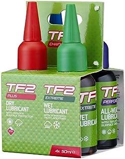 Medic unisex kedja lube multipackset, flera färger, 4 x 50 ml