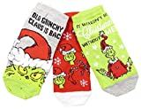 Christmas Grinch Trainer Sock Liners for kids