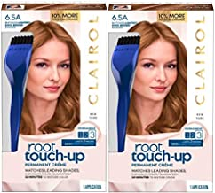 Clairol Nice N' Easy Root Touch Up, 0065a, Light Cool Brown, 2 Count