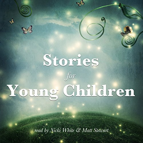 Stories for Young Children audiobook cover art