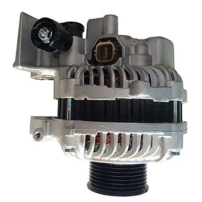 AMT0187 Alternator 80Amp Fit for Honda Civic DX EX GX LX 1.8L 2006 2007 2008 2009 2010 2011