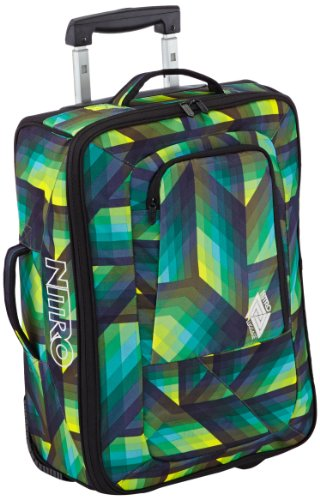 Nitro Snowboards reistas Team Carry On Bag