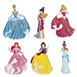 Ensemble Officiel Disney Figurine Disney Princess 6