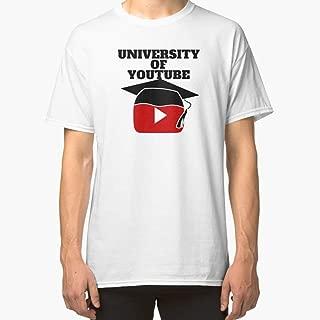 Best youtube university shirt Reviews