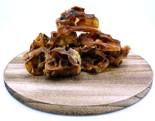 EcoStar Hunde Snack Schweineohrmuscheln 1kg, 1er Pack (1 x 1 kg)