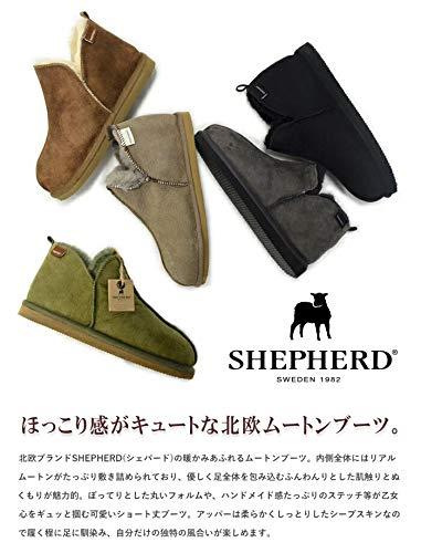 SHEPHERD(シェパード)『アンクルムートンブーツ』