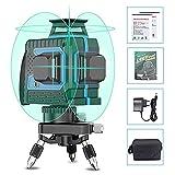 Nivel Laser Autonivelante Profesional, Depmog 12...