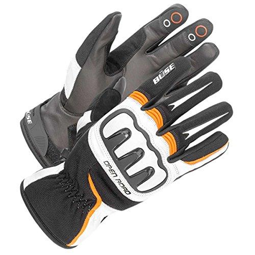 Büse Open Road Sport Gants de moto Noir/orange Taille L/9