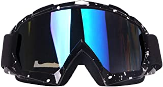 Motorcycle Goggles Dirt Bike Goggles 4-FQ Motocross...