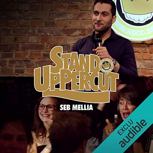 Couverture de Stand UpPercut - Seb Mellia