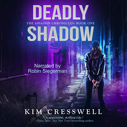Deadly Shadow Audiobook By Kim Cresswell cover art