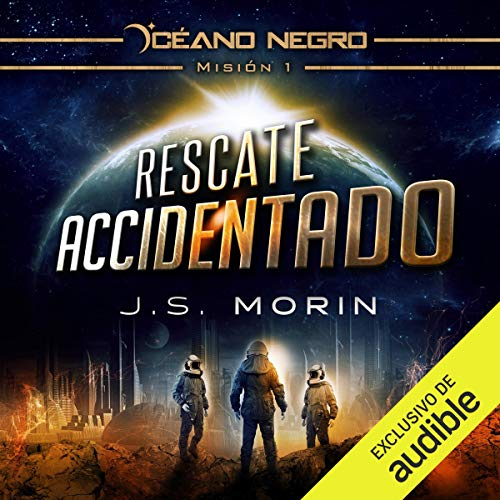 Couverture de Rescate Accidentado [Salvage Trouble]