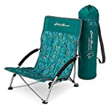 Eddie Bauer Camp Chair - Low, Nile Blue ONE Size