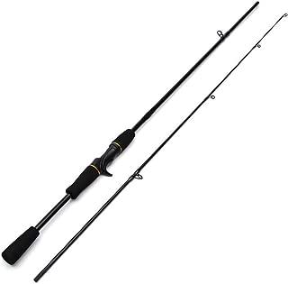 Modern-choice 1.6M 1.8M 2.1M Spinning Rod Casting Fishing Rod Carbon Lure Wt 1/8-3/4oz Spinning Fishing Rod Lure Rod