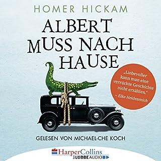 Albert muss nach Hause     Die irgendwie wahre Geschichte eines Mannes, seiner Frau und ihres Alligators              Autor:                                                                                                                                 Homer Hickam                               Sprecher:                                                                                                                                 Michael-Che Koch                      Spieldauer: 12 Std. und 59 Min.     64 Bewertungen     Gesamt 4,3