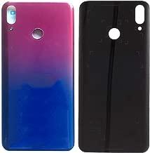 Battery Cover Back Glass Rear Door Housing Case for Huawei Y9 2019 JKM-TL00 JKM-AL00 JKM-LX1 JKM-LX3 JKM-L21 / Enjoy 9 Plus Aurora Purple