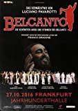 Luciano Pavarotti - Belcanto, Tour 2016 »