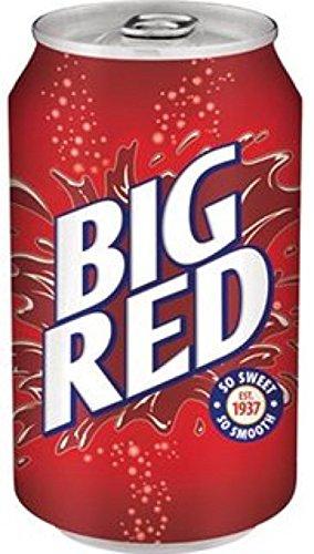 big red cream soda - 1