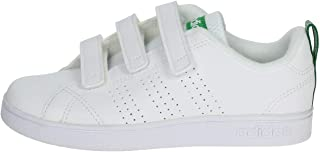 adidas Vs Advantage Clean CMF, Baskets Mode Mixte Enfant