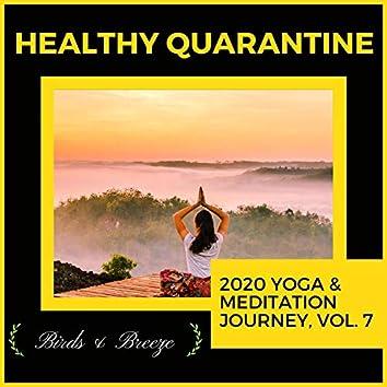 Healthy Quarantine - 2020 Yoga & Meditation Journey, Vol. 7