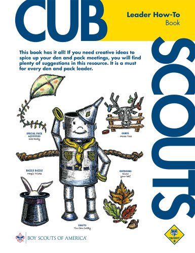 Cub Scouts Leader How To Book (English Edition)