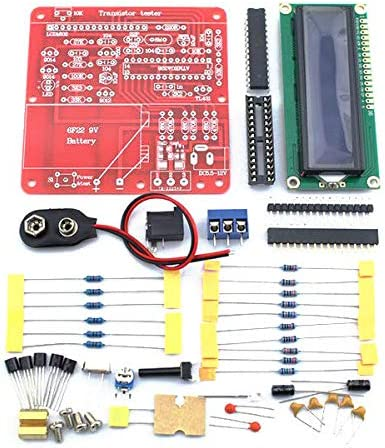 Dlb0109 DIY Sacramento Mall Multifunction Transistor Tester LCR free shipping for ESR Kit Tran