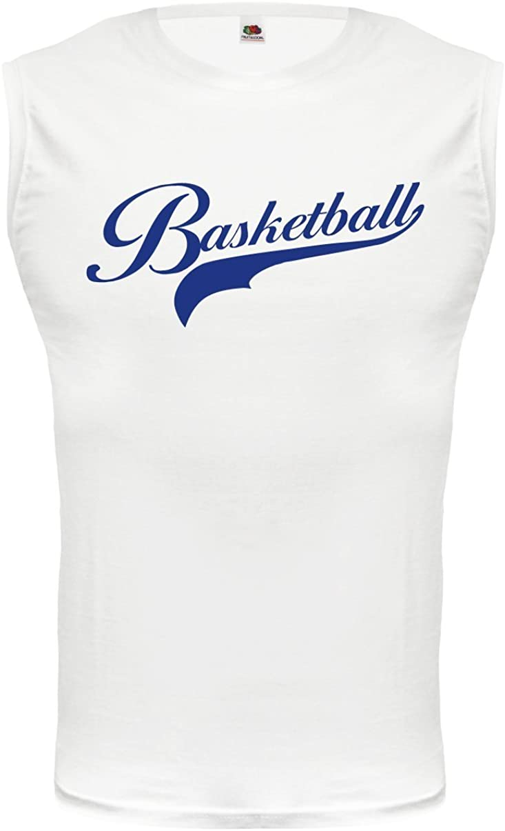 buXsbaum/® Tank Top Basketball Logo