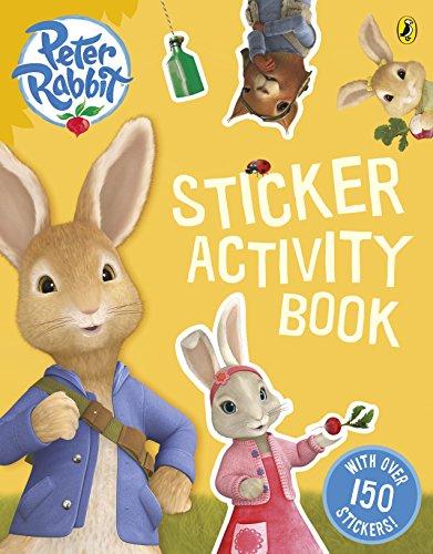 Peter Rabbit Animation: Sticker Activity Book (BP Animation)