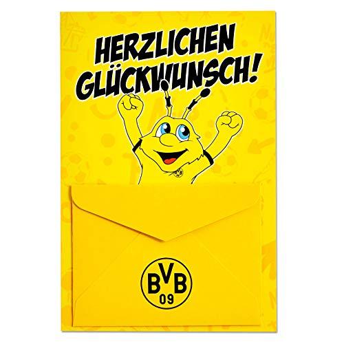 BVB-Grußkarte EMMA one size