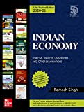 Indian Economy for Civil Services, Universities and Other Examinations | 12th Revised Edition