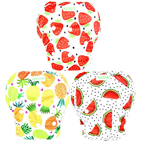Wegreeco Baby & Toddler Snap One Size Adjustable Reusable...