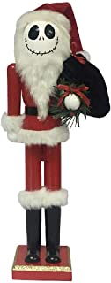 Nightmare Before Christmas The Jack Skellington in Santa Suit Nutcracker