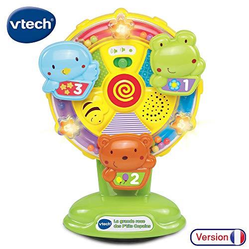 Vtech - 165905 - Jouet Musical - La Grande Roue Des P'tits...