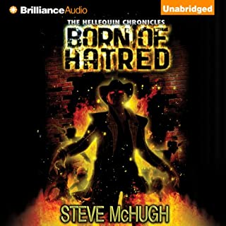 Born of Hatred audiobook cover art