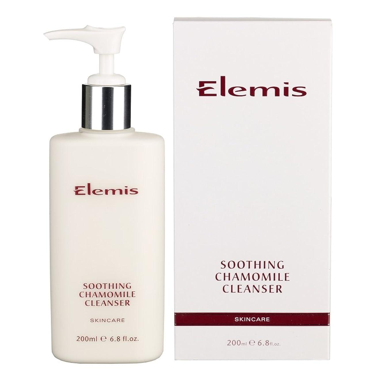 放散する受け入れる落ち着くエレミスはカモミールクレンザーをなだめるスキンケア (Elemis) (x2) - Elemis Skincare Soothing Chamomile Cleanser (Pack of 2) [並行輸入品]
